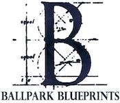 Ballpark Blueprints Logo