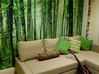 tree mural customer example