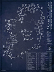A Course Called Ireland Mural Wallpaper