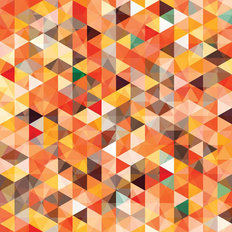Multi Triangle Pattern Wallpaper