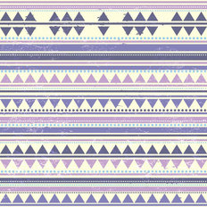 Violet Stripes and Triangles Wallpaper