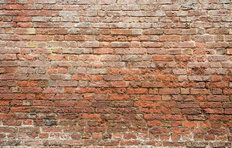 Aged Brick Mural Wallpaper