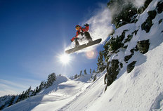Alpental Backcountry Wall Mural