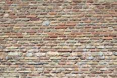 Background of Old Brick Wall Wallpaper Mural
