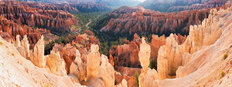 Beautiful Colorations Of Bryce Canyon Wall Mural