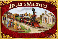 Bells & Whistles Wall Mural
