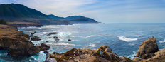 Big Sur Coastline Wallpaper Mural