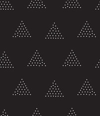 Black and White Triangle Gradation Wallpaper