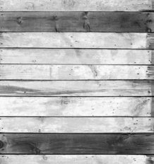 Black And White Wood Wall Wallpaper Mural