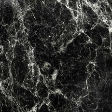 Black Marble Texture Wallpaper Mural