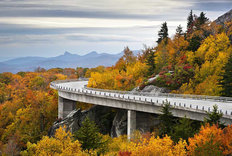 Blue Ridge Parkway Mural Wallpaper