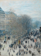Boulevard des Capucines  Wall Mural