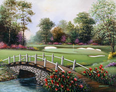 Bridge From Number Nine Mural Wallpaper