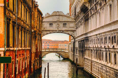 Bridge of Sighs Mural Wallpaper