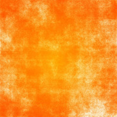 Bright Orange Abstract Texture Wall Mural