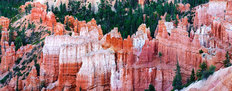 Bryce Canyon Rock Formation Wall Mural