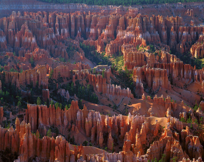 Bryce Point Overlook, Bryce Canyon National Park, Utah