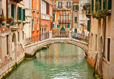 Canal in Venice  Mural Wallpaper