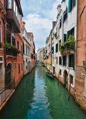 Canals of Venice Mural Wallpaper