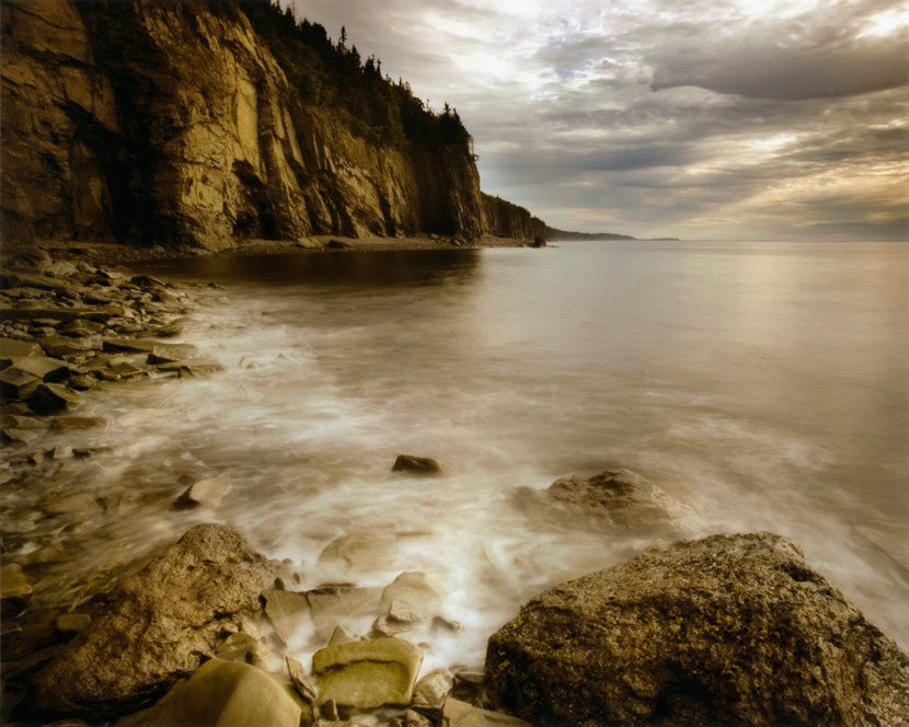 Cape Enrage Wall Mural