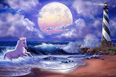 Cape Hatteras Dreaming Wallpaper Mural