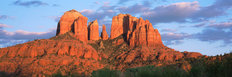 Cathedral Rocks, Oak Creek Canyon, Sedona Wall Mural