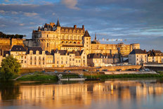 Chateau Amboise Wallpaper Mural
