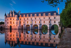 Chateau Chenonceau 2 Mural Wallpaper