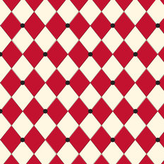 Checkers - Brick Wallpaper