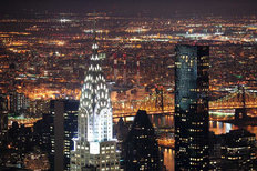Chrysler Building, New York Mural Wallpaper
