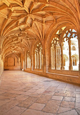 Cloister Of Salamanca, Spain Wall Mural