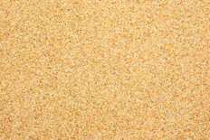 Coarse Sand Texture Wallpaper Mural