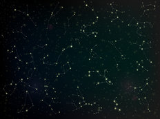 Constellations Wallpaper Mural