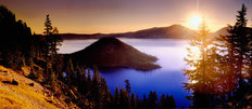 Crater Lake Oregon Wall Mural