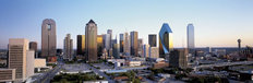 Dallas, Texas - Series 2 Wallpaper Mural