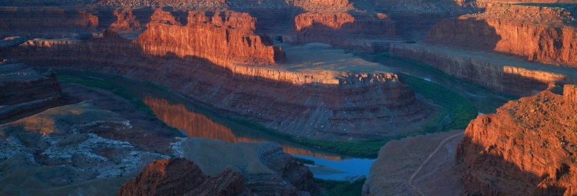 Dead Horse Point State Park Overlook