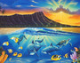 Diamond Head Sanctuary Wallpaper Mural