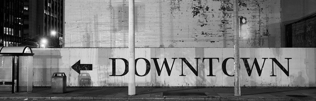 Directions To Downtown San Francisco Wall Mural