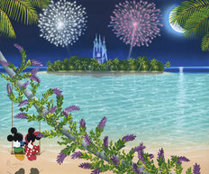 Disney This Magic Moment Wall Mural