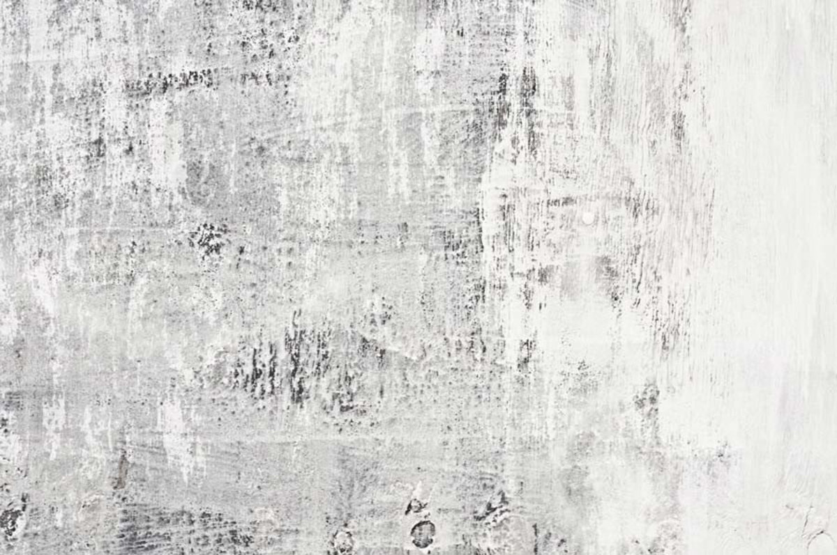 faux texture of a white and grunge concrete wall