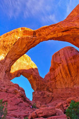 Double Arch Wall Mural
