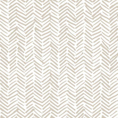 Drawn Chevron Pattern Wallpaper