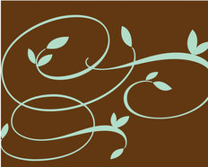 Elegant Vines Mural Wallpaper