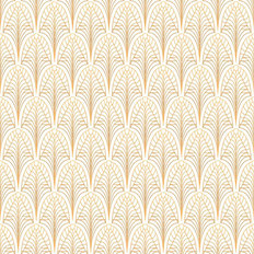 Fools Gold Pattern Wallpaper