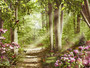 Forest Of Life Mural Wallpaper