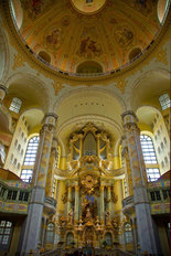 Frauenkirche, Dresden Cathedral Mural Wallpaper
