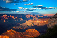 Grand Canyon at Sunset Wallpaper Mural