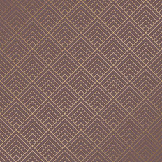 Gatsby Pattern Wallpaper