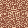 pattern of a giraffe's spots