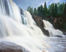 Gooseberry Falls, Minnesota Wallpaper Mural